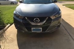 2016 Nissan Maxima NO DRILL FRONT LICENSE PLATE BRACKET
