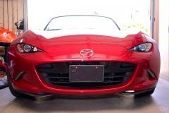 Mazda MX-5 Miata NO DRILL FRONT LICENSE PLATE BRACKET