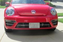 2017 Volkswagen Beetle SE Convertible NO DRILL FRONT LICENSE PLATE BRACKET