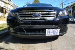 ford explorer NO DRILL FRONT LICENSE PLATE BRACKET